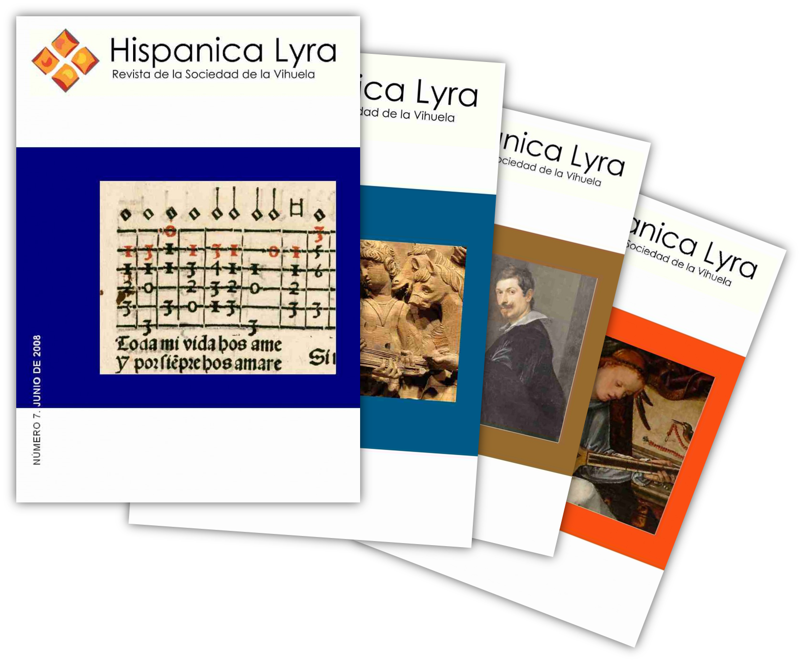 HISPANICA LYRA digital – serie completa